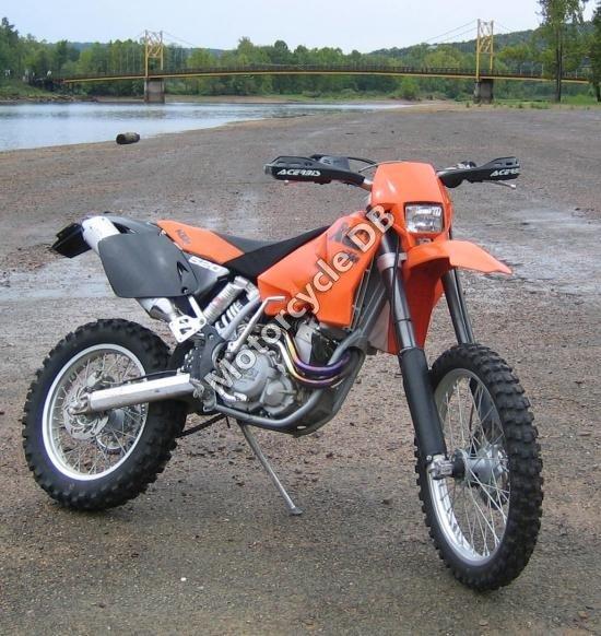 KTM 450 SMC USA 2004 14677