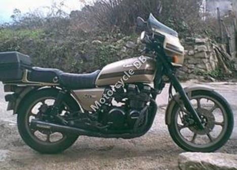 Kawasaki Z 450 LTD (reduced effect) 1989 14135