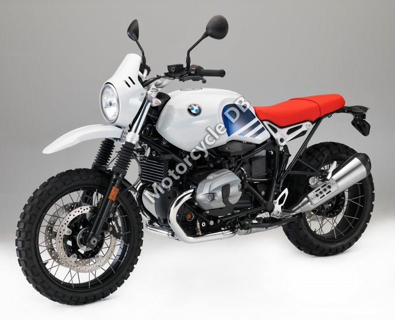 BMW R nineT Urban GS 2018 31945