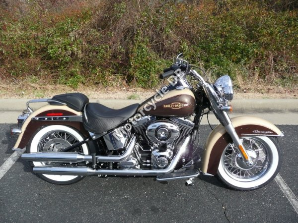 Harley-Davidson Softail Deluxe 2014 23433