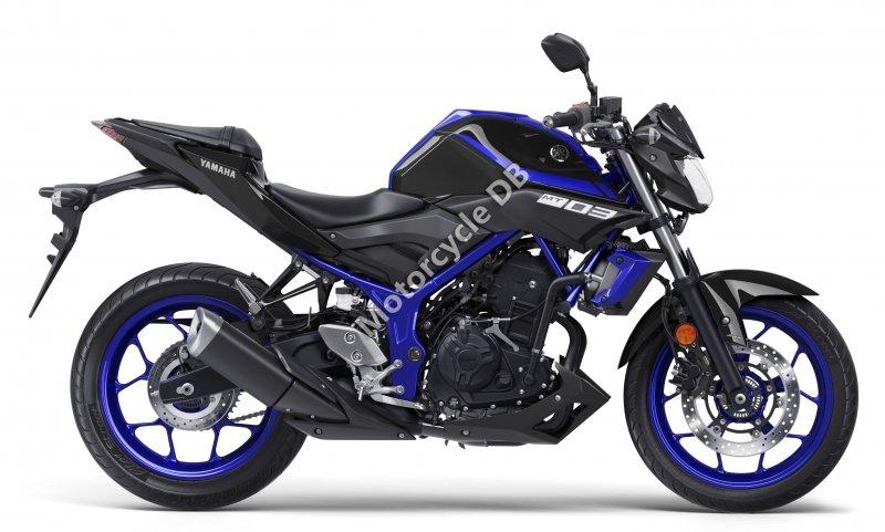 Yamaha MT-03 2018 25965