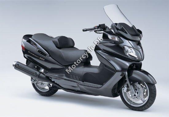 Suzuki Burgman 650 2007 2103