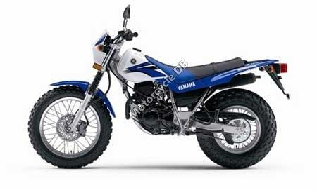 Yamaha TW 200 2007 2235