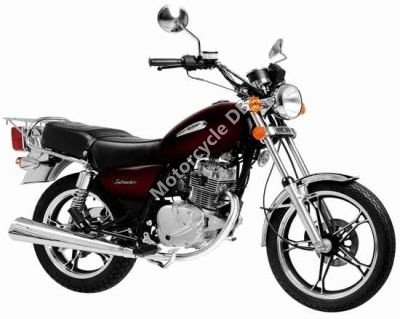 Suzuki VS 600 GL Intruder 1997 9963
