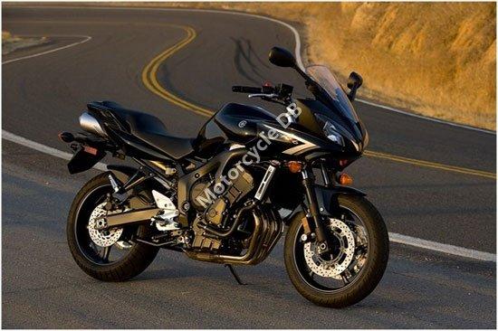 Yamaha FZ6 2009 3792