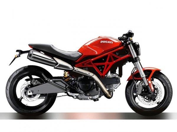 Ducati Monster 695 2008 54