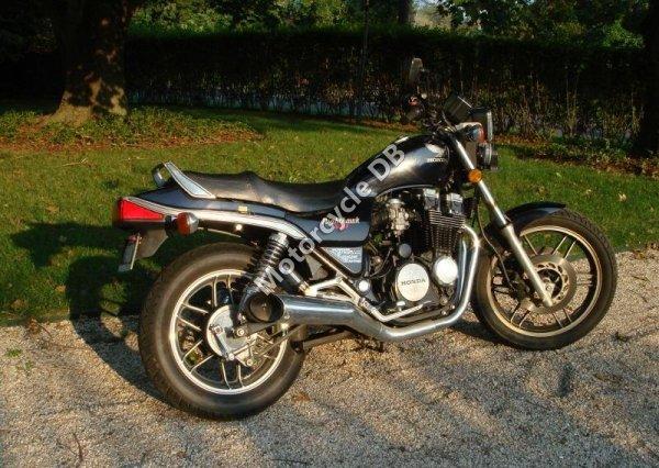 Honda CB 650 RC 1983 19228