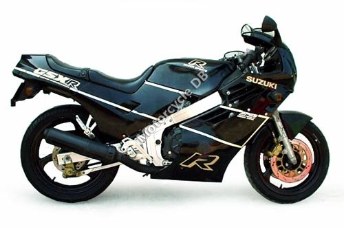 Suzuki GSX-R 750 Special Edition (reduced effect) 1987 9965
