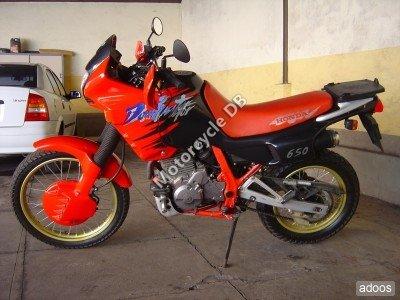 Honda NX 650 Dominator 1993 8695