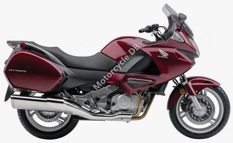 Honda NT700V Deauville 2009 31021