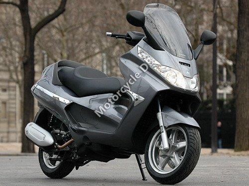 Piaggio X8 125 (2007)