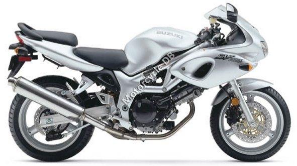 Suzuki SV 650 S 2000 28198
