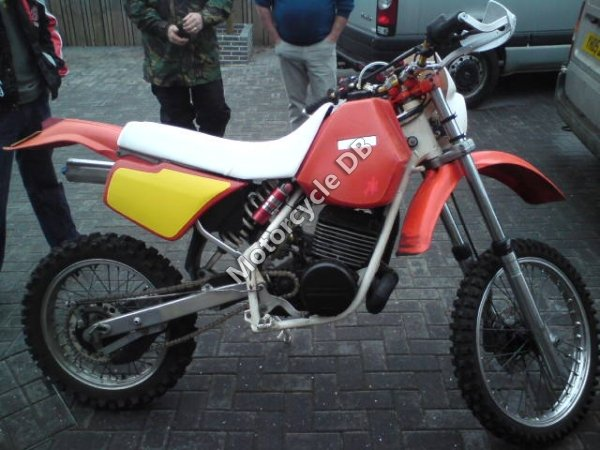 Cagiva SST 350 (with sidecar) 1983 20410