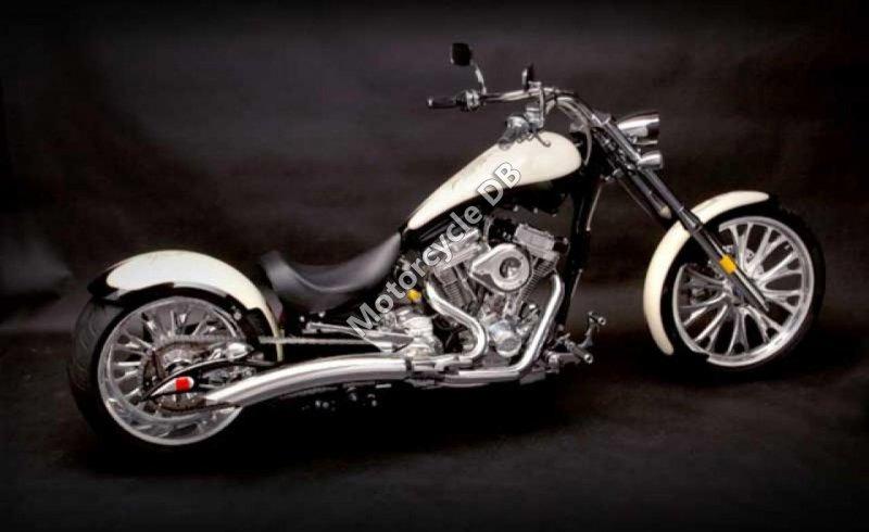 Big Bear Choppers Venom ProStreet 100 Smooth Carb 2012 25321