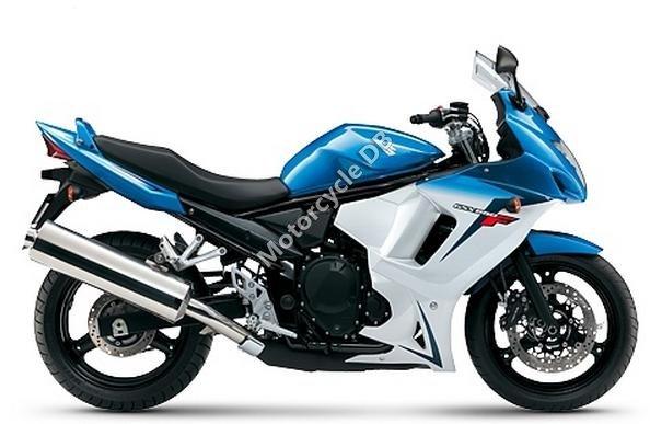Suzuki GSX650F 2013 23069