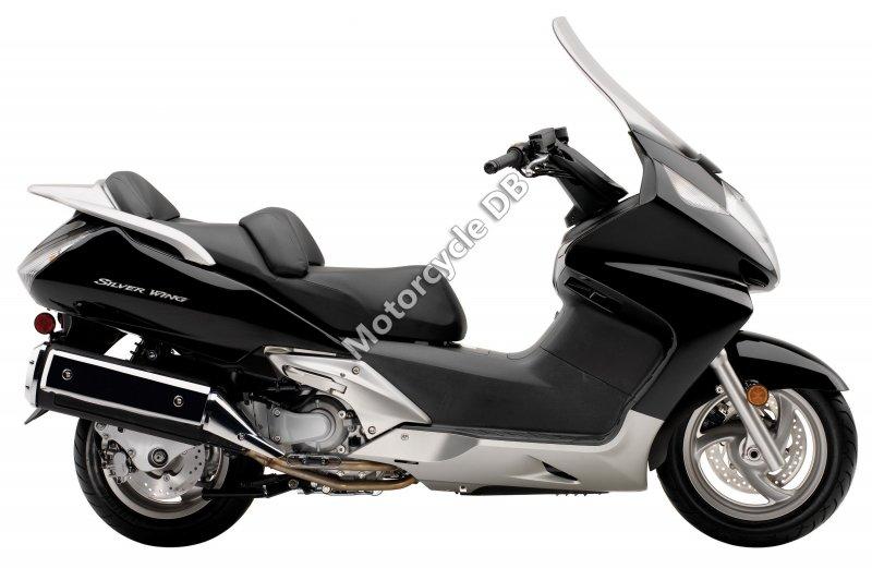 Honda FJS600 Silver Wing 2016 30442