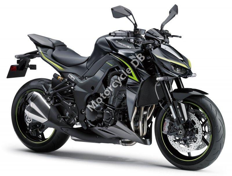 Kawasaki Z1000 2017 28959