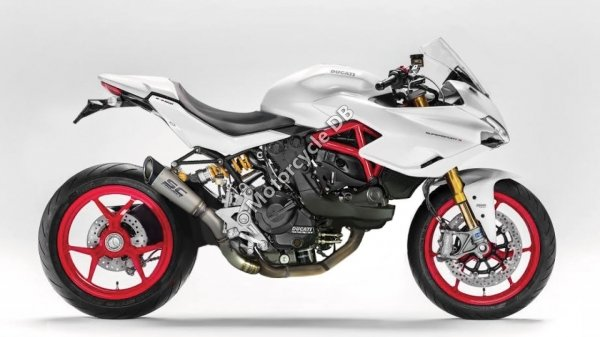 Ducati SuperSport 2018 24551