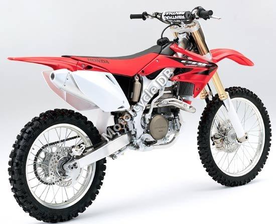 Honda CRF 250 R 2005 13408