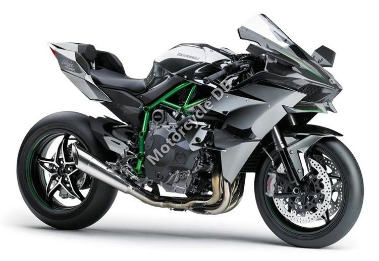 Kawasaki Ninja H2R 2016 29115