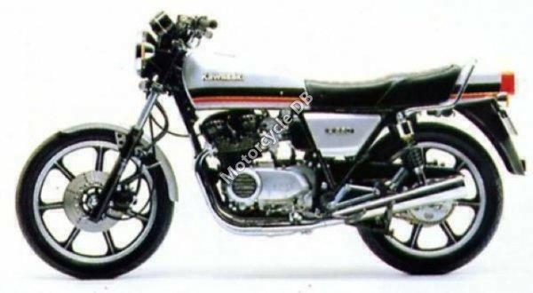 Kawasaki Z 550 Sport 1986 16728
