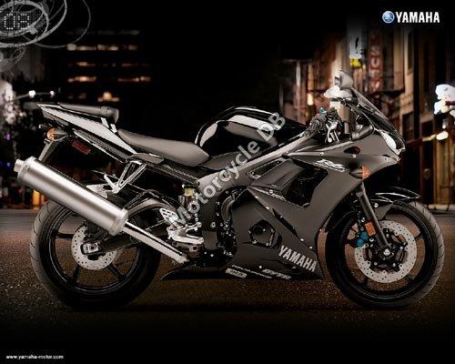 Yamaha YZF-R6S 2008 2877