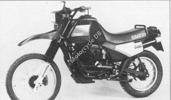 Moto Guzzi V 75 1986 14146
