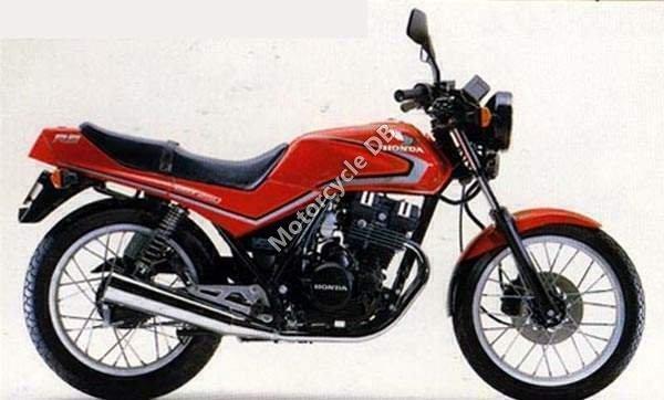 Honda CB 250 RSD 1985 19197