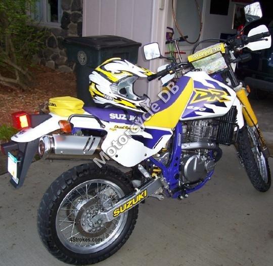 Suzuki DR 650 SE 1998 8834