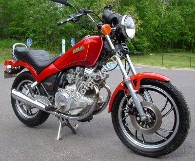 Yamaha XS 400 DOHC 1983 20245