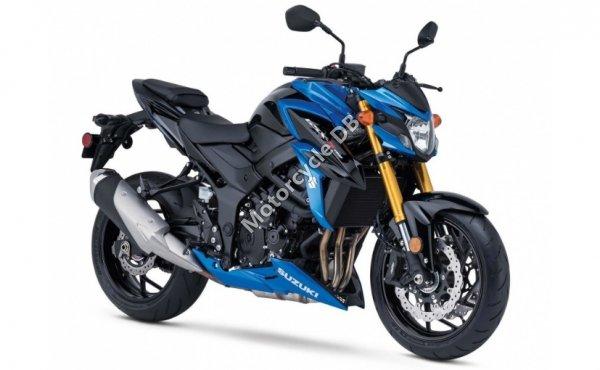 Suzuki GSX-S750 2018 24106