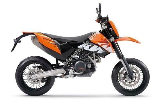 KTM 690 SMC 2009 3612