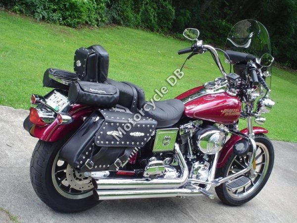 Harley-Davidson 1340 Low Rider Convertible 1994 17090 Thumb