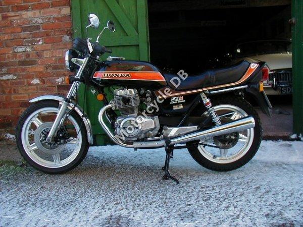 Honda CB 250 N 1980 10805