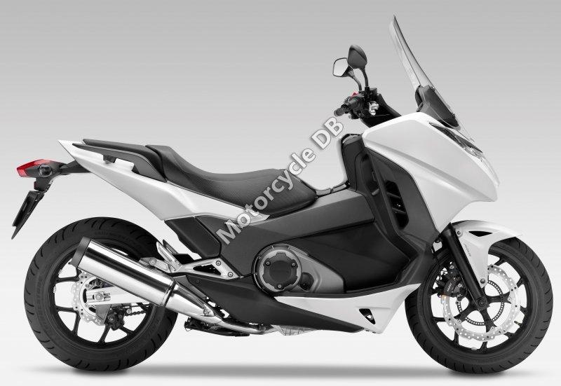 Honda NC750D Integra 2014 30288