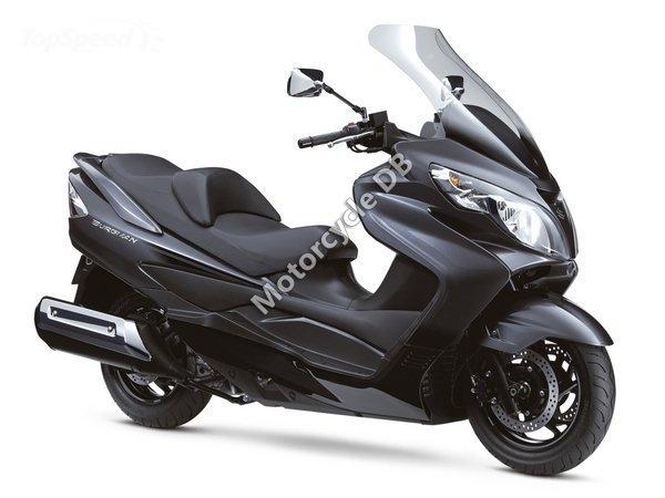 Suzuki Burgman 200 2013 23089