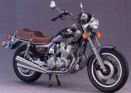 Honda CB 750 F 1983 12455