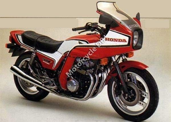 Honda CB 750 F 1982 12634