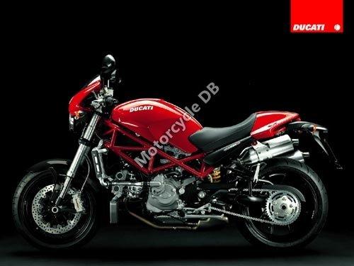 Ducati Monster S4R Testastretta 2008 2465