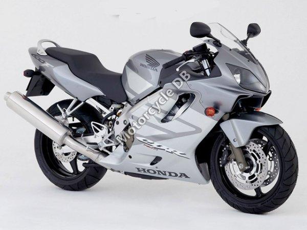 Honda CB 600 F Hornet 2001 8126