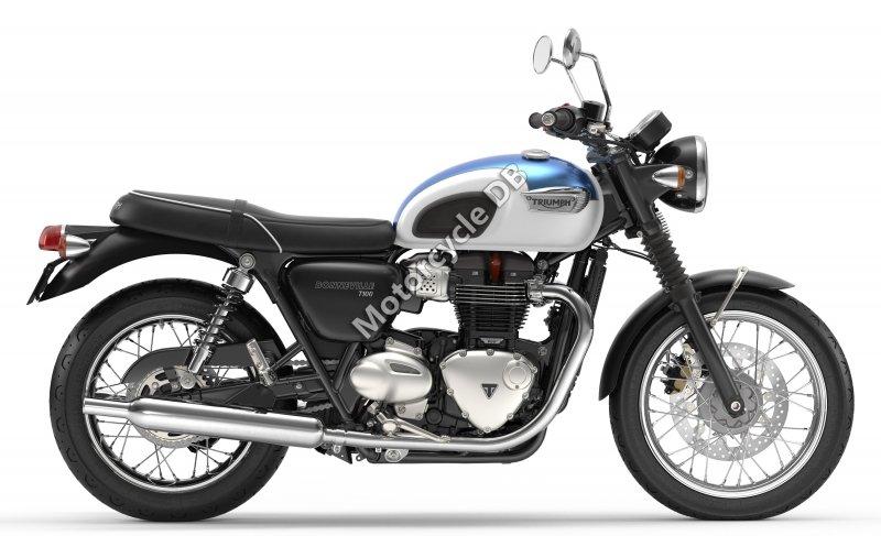 Triumph Bonneville T100 2017 27143