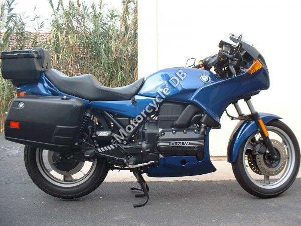 BMW K 75 1992 13478
