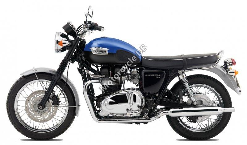 Triumph Bonneville T100 2008 27099
