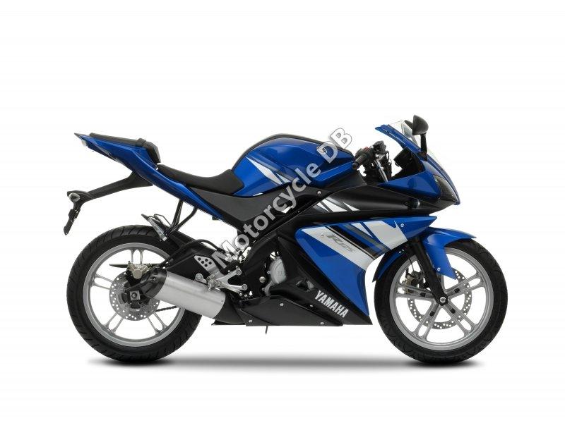 Yamaha YZF-R 125 2009 25544