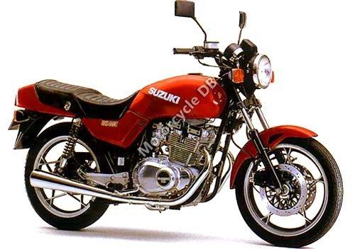 Suzuki GSX 400 E 1987 14746