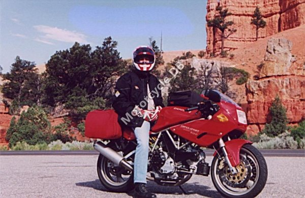 Ducati 600 SS N 1994 11613