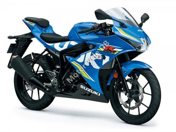 Suzuki GSX-S125 ABS 2018 24108