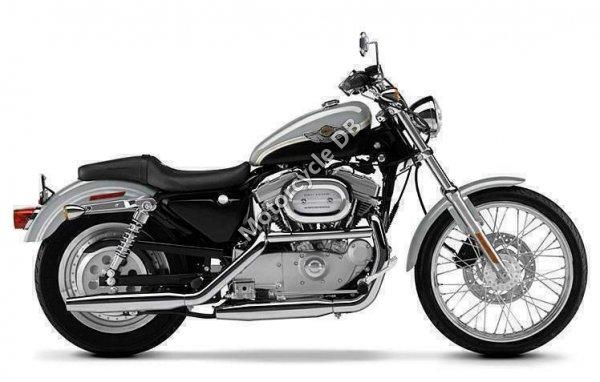 Harley-Davidson XL 53C Sportster Custom 53 2003 20023