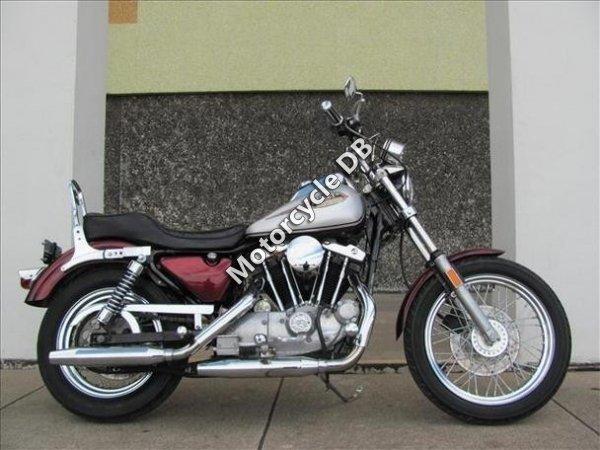 Harley-Davidson XLH 1000 Sportster 1984 7249