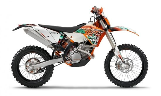 KTM 250 EXC SIXDAYS 2011 6115